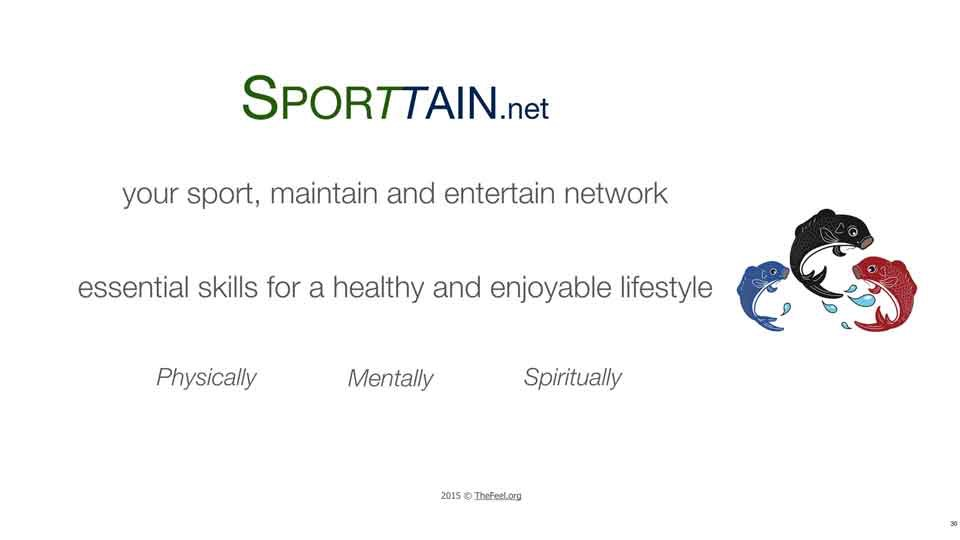 Sporttain sport and entertainment network